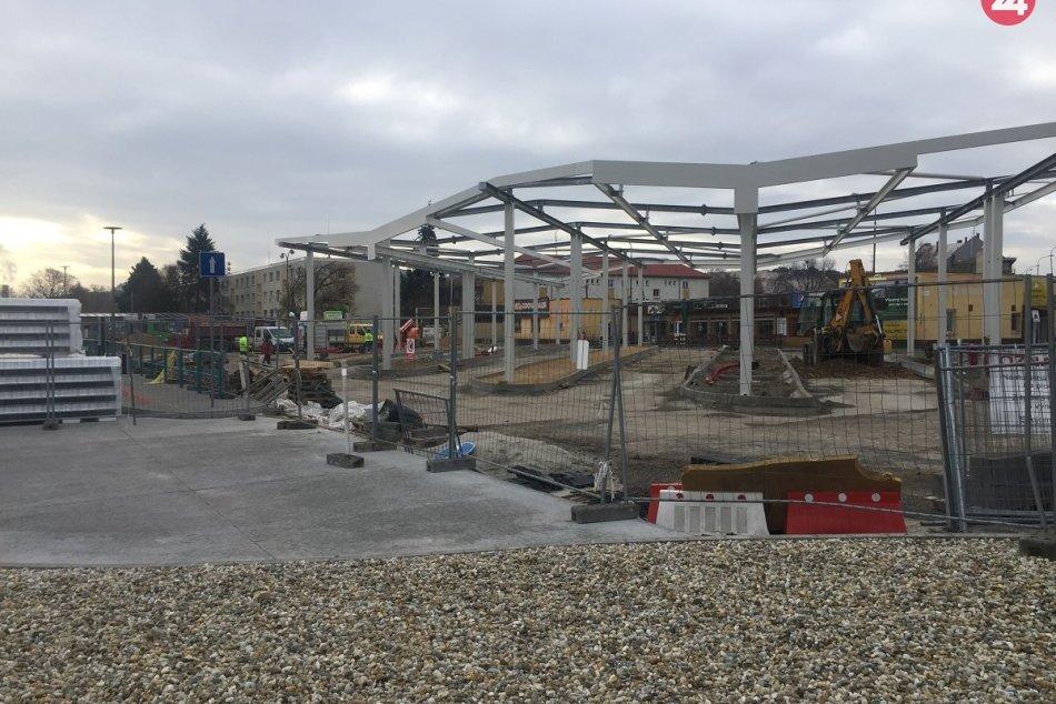 Rekonštrukcia autobusovej stanice v Nitre, 14. marca 2019