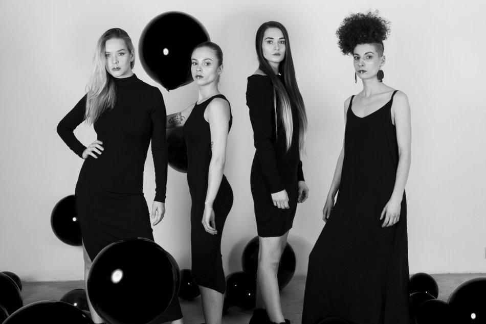 Výlučne ženská kapela z východu predstavila svoj debutový singel: Toto sú ony