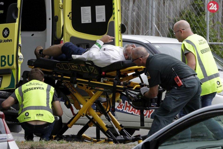 Streľba v mešitách na Novom Zélande