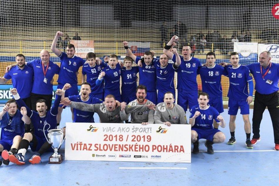 Famózny úspech na FOTO: MŠK Považská Bystrica víťazom Slovenského pohára