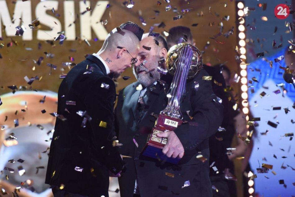 V OBRAZOCH: Futbalista Marek Hamšík, ktorý získal cenu Futbalista roka 2018