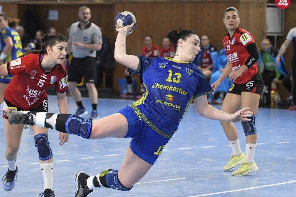 Naši hádzanári odbehli na Slovenský pohár: Ženy so striebrom, muži v semifinále
