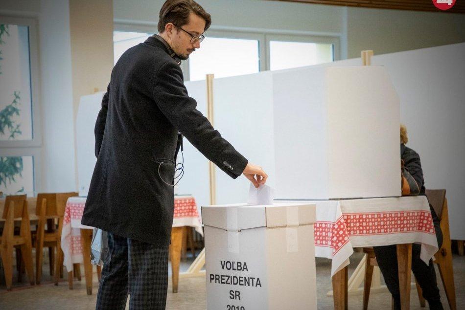 Volebné miestnosti v Petržalke