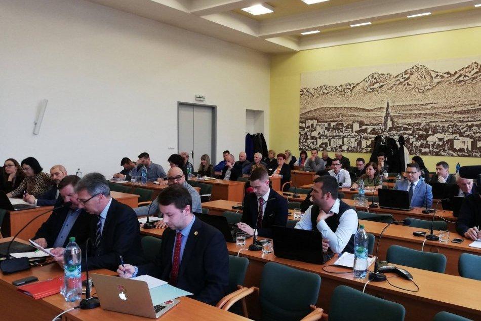 V Spišskej rokovali mestskí poslanci: Prinášame vám FOTKY z miesta
