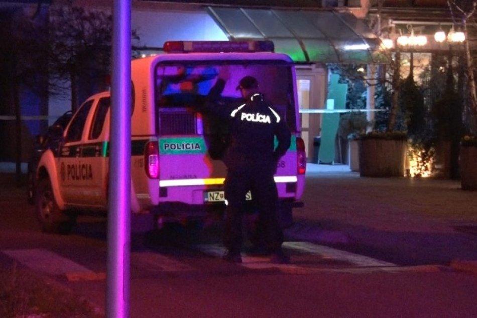 V šalianskom hoteli bol poplach: Policajti hľadali výbušninu, FOTO