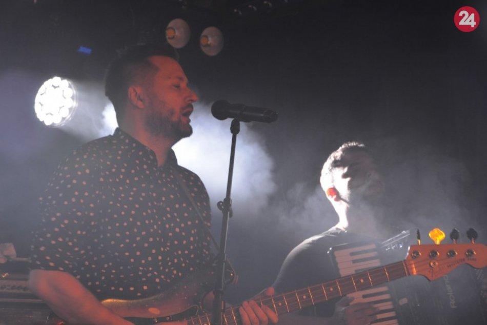Koncert známej kapely v OBRAZOCH: V Prešove vystúpila Para