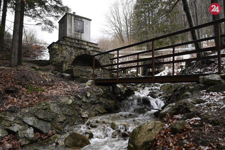Prameň rieky Nitra