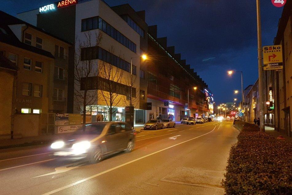 Uzávierka ulíc: Kollárová a Športová
