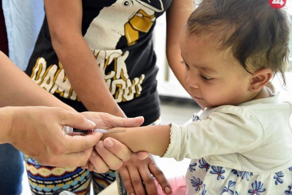 Očkovanie detí
