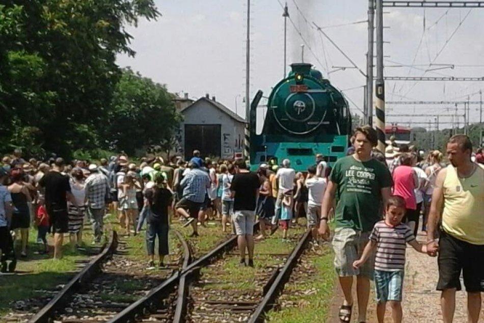 Vybudujú novú trať blízko Šale: Železnice chystajú Štúdiu realizovateľnosti
