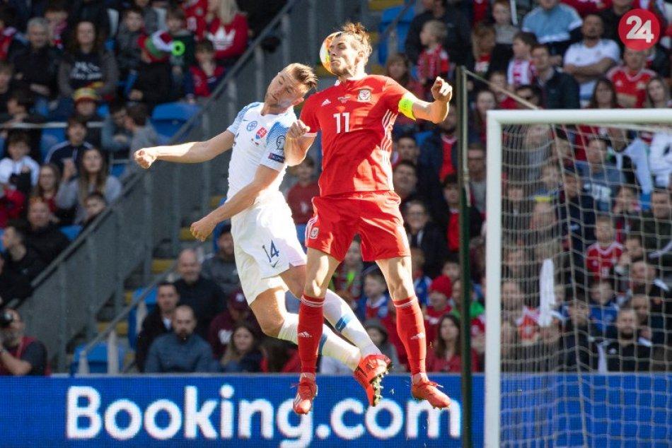 Kvalifikačný zápas Wales - Slovensko