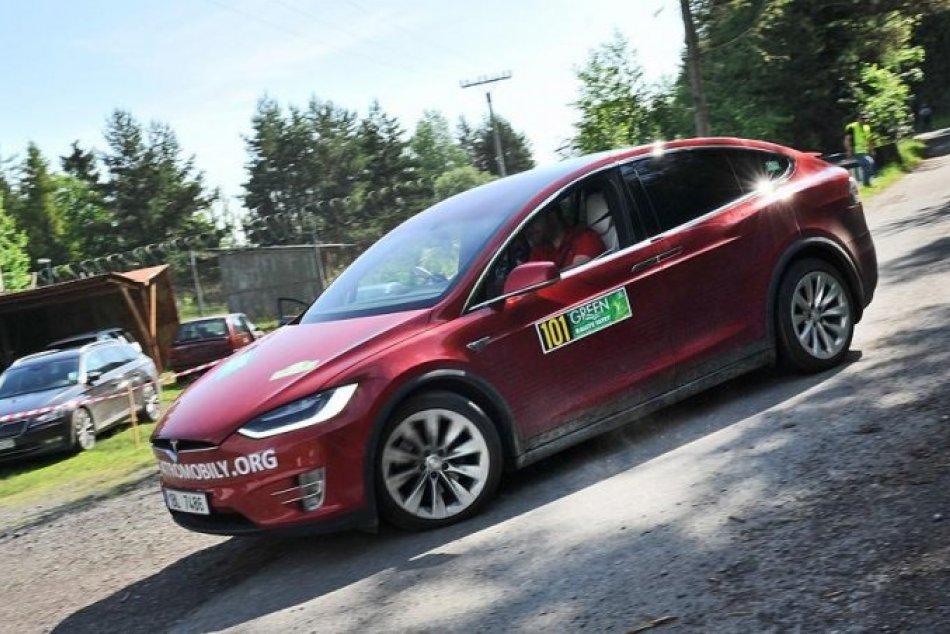 Green Rallye Tatry: Na štartovaciu rampu sa opäť postavia aj ekologické autá