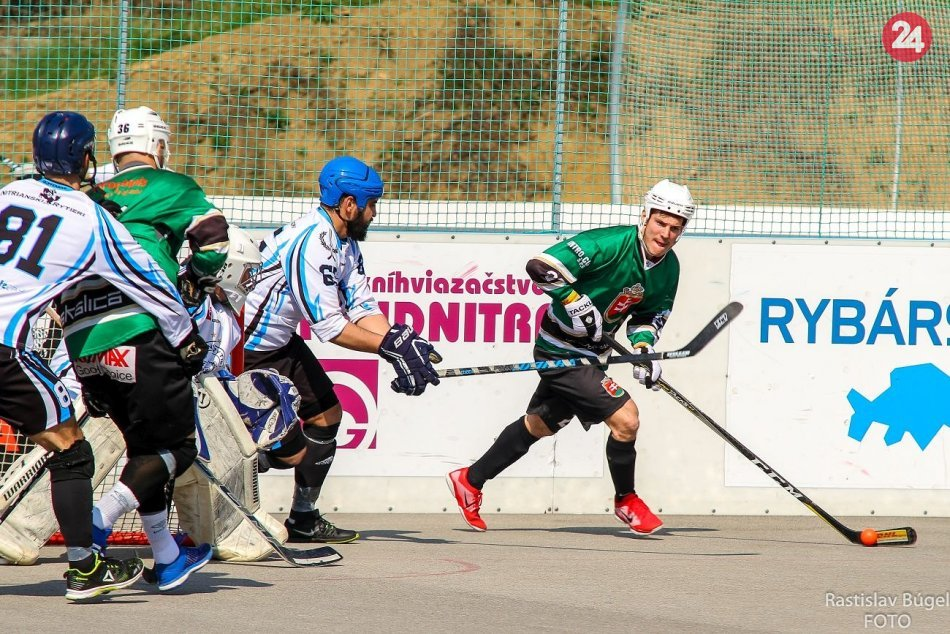 Nitrianski Rytieri - Hokejmarket Skalica 3:2 (1:0, 1:2, 1:0)