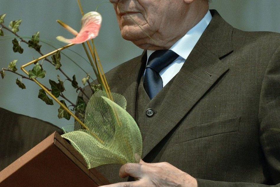Jazykovedec Ján Findra má 85 rokov