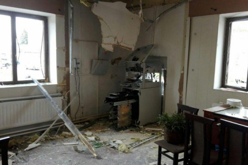 Polícia objasnila výbuchy bankomatov v Trnavskom kraji
