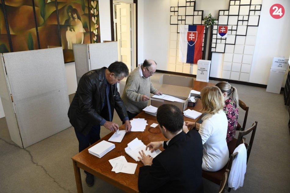 2. kolo prezidentských volieb
