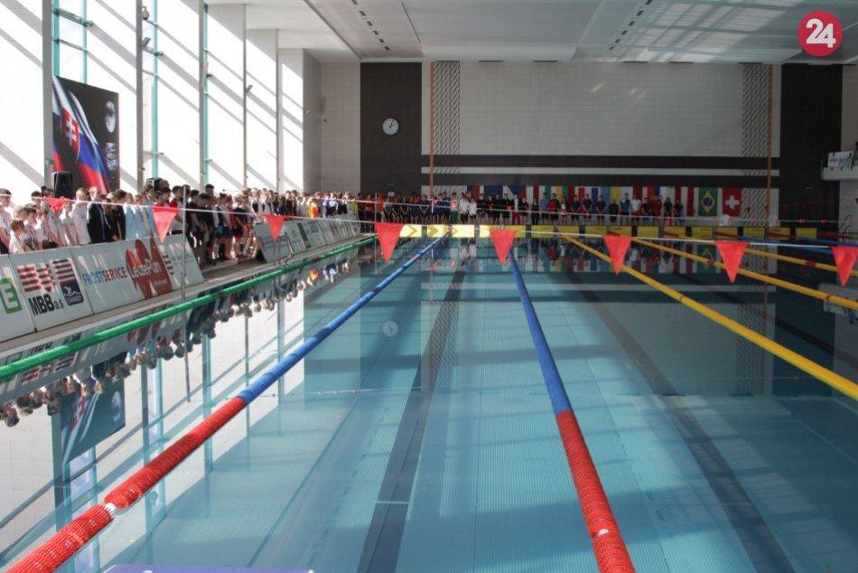 V OBRAZOCH: Skvelé plavecké divadlo na Banská Bystrica Cup 2019