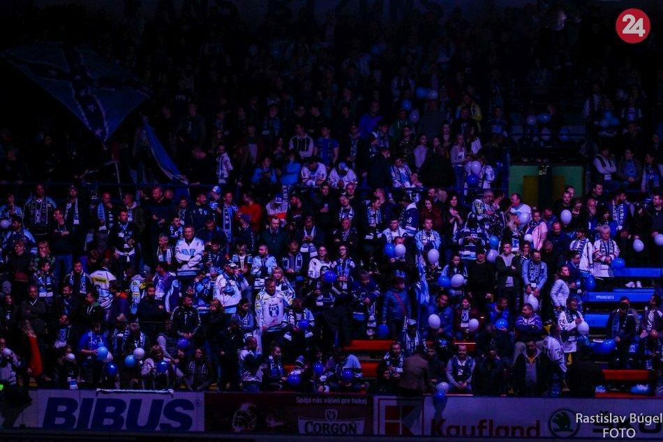 6. zápas semifinále: HK Nitra – HKM Zvolen 1:4 (1:2, 0:0, 0:2)