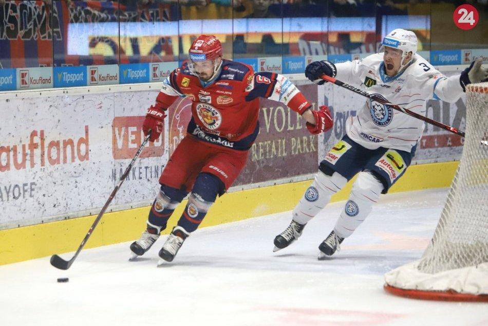 V OBRAZOCH: Zvolenskí hokejisti prehrali siedmy semifinálový zápas