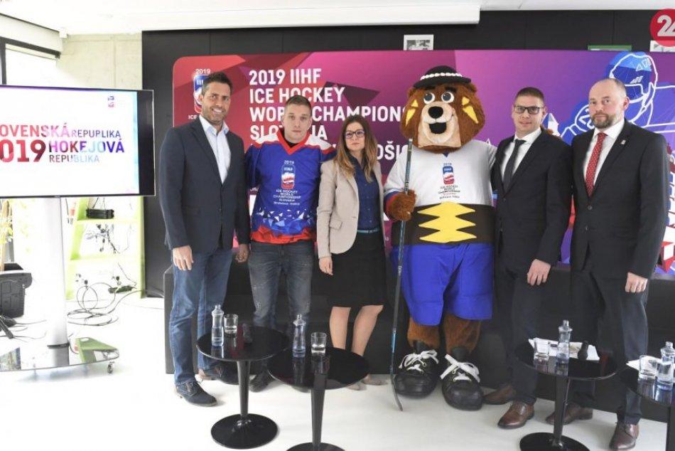 Slovensko sa pripravuje na hokejový šampionát