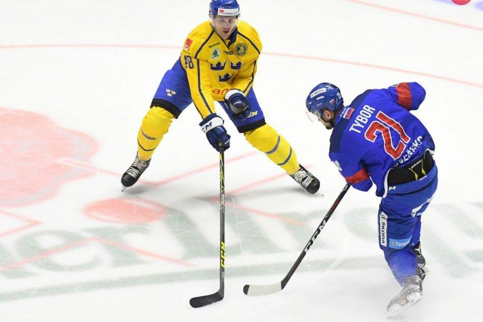 Prípravný zápas: Slovensko - Švédsko
