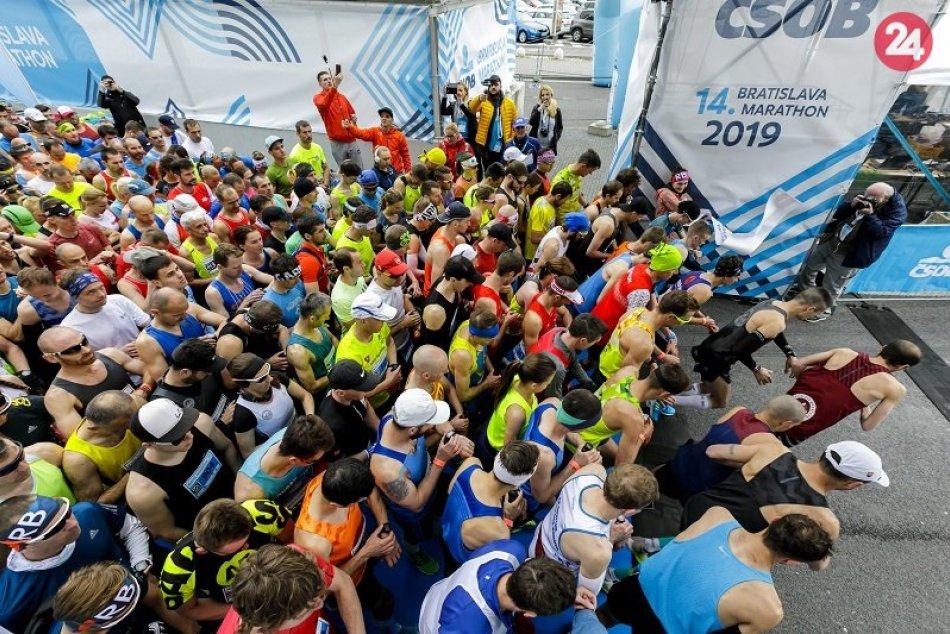 Bratislava ČSOB Marathon 2019