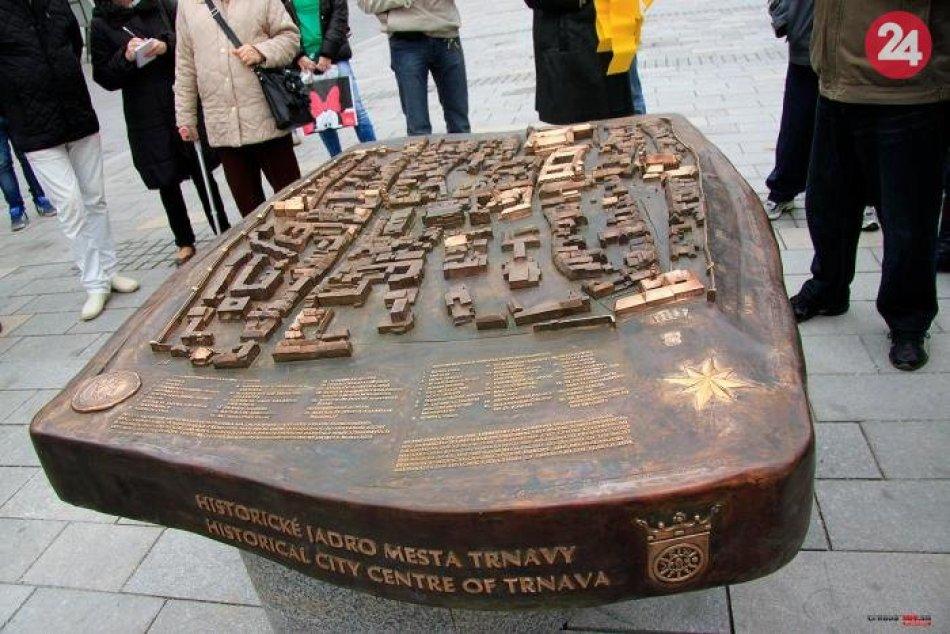 Model mesta Bratislava