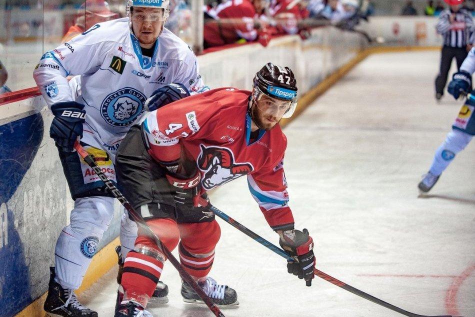 2. zápas finále: HC'05 iClinic Banská Bystrica - HK Nitra