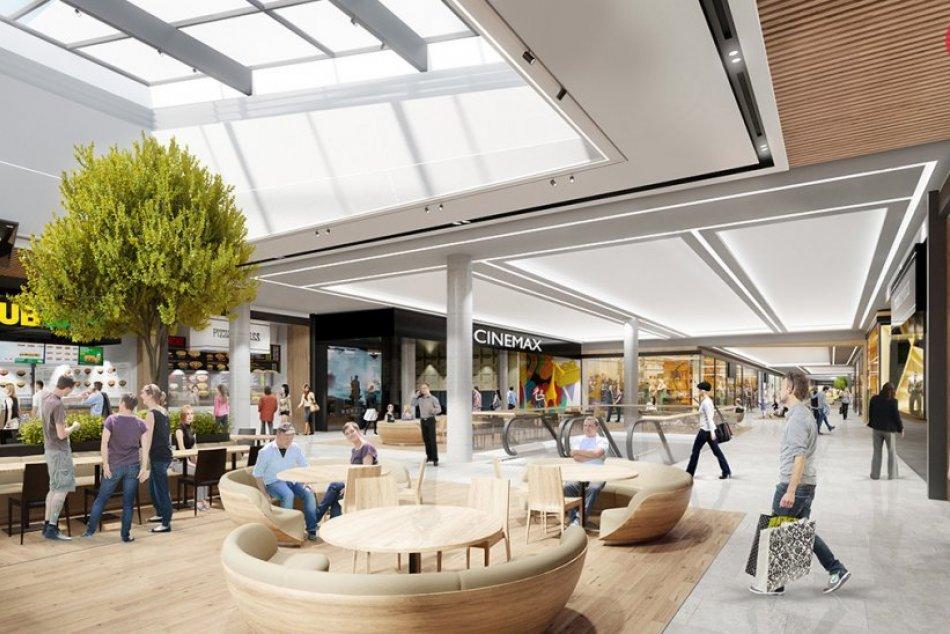V Prešove oficiálne zahája výstavbu nového obchodného centra: Takto bude vyzerať