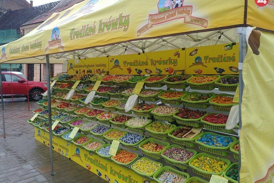 Obrazom: Veľkonočné trhy v Rožňave