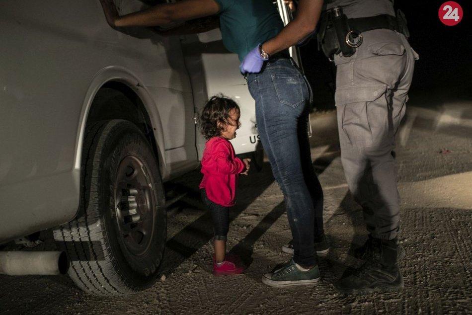 Víťazné fotografie World Press Photo