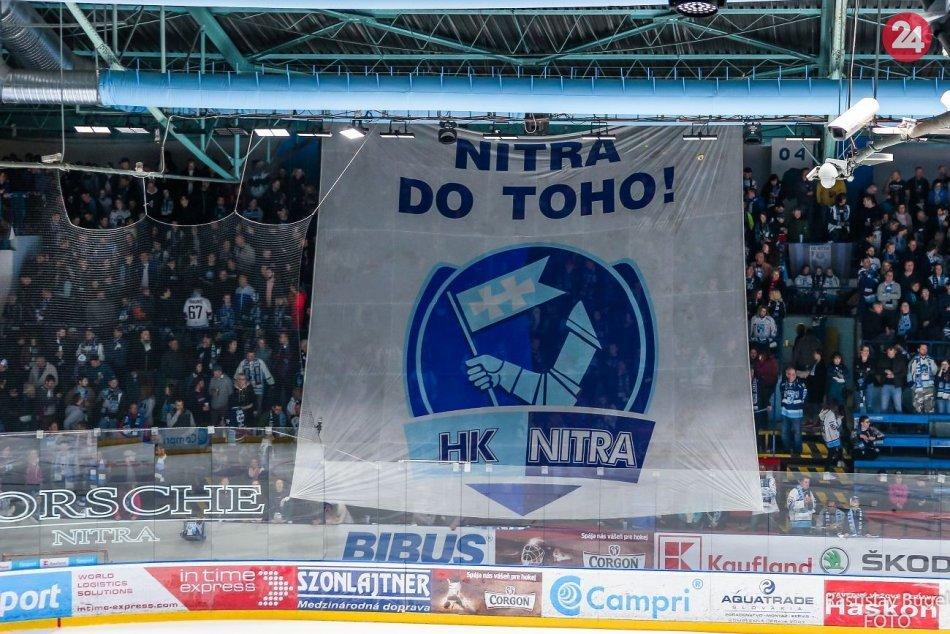 HK Nitra – HC'05 iClinic Banská Bystrica 3:7 (1:2, 2:3, 0:2)