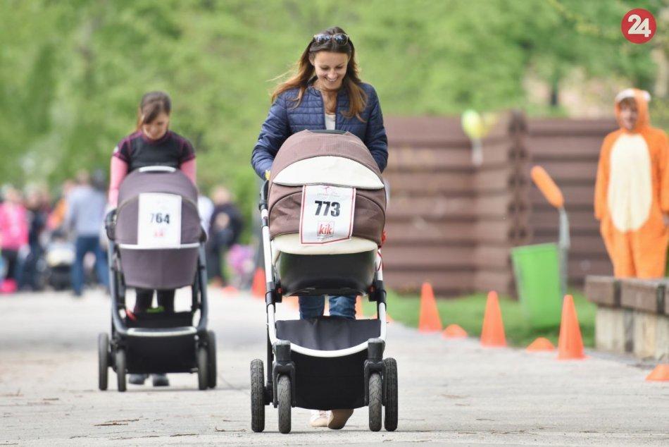 V Trnave sa konali preteky kočíkov