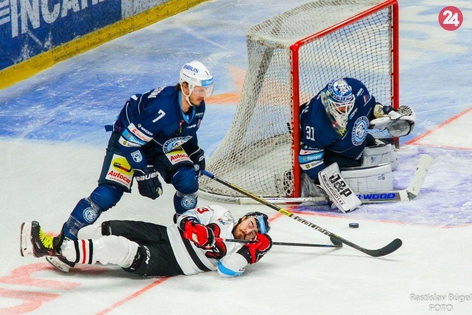 HK Nitra – HC'05 iClinic Banská Bystrica 2:1 pp a sn (0:0, 1:0, 0:1 – 0:0, 1:0)