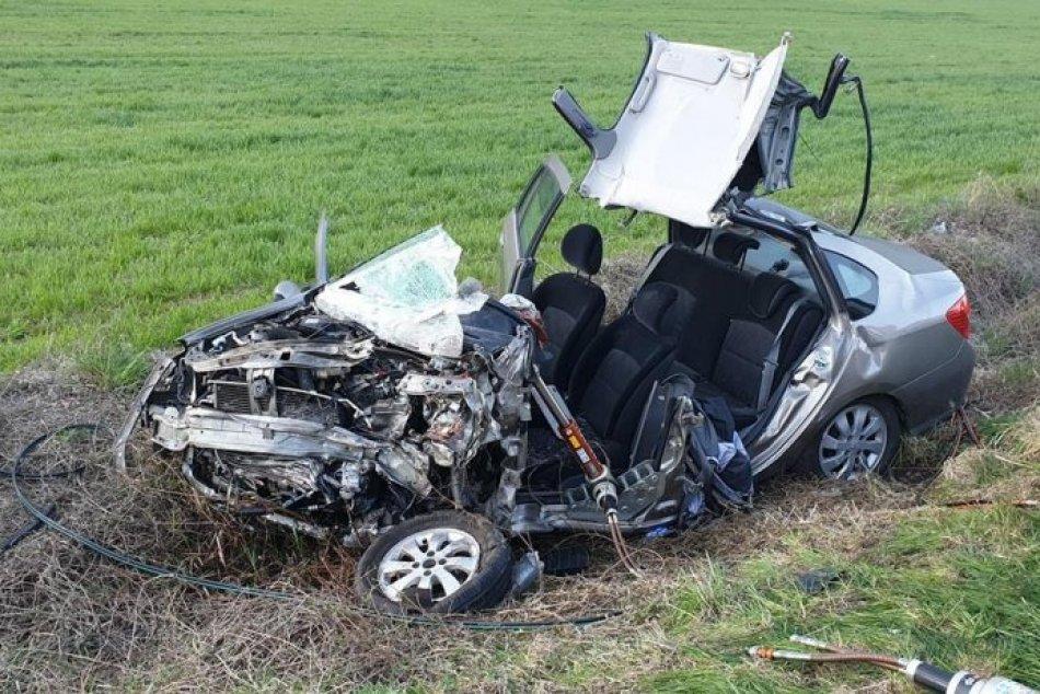 Obrazom: Tragická nehoda pri Rožňave
