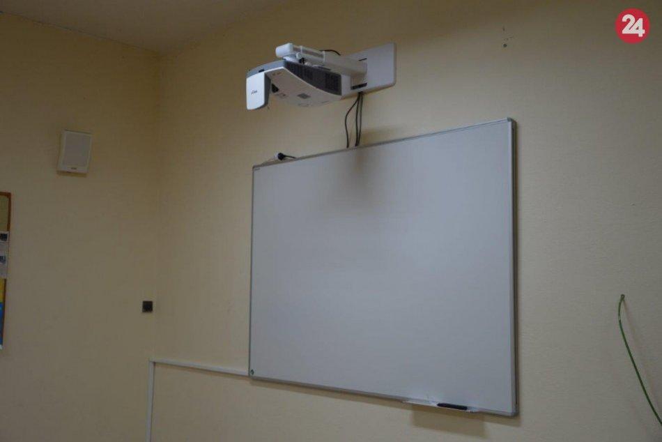 Šalianske učebne modernizujú: Pomohli európske fondy, FOTO
