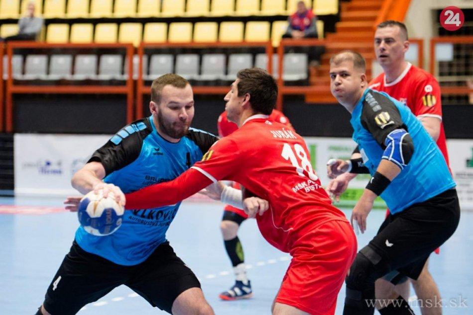 FOTO: Považská sa na play-off naladila víťazne, v dohrávke prevýšila Piešťany