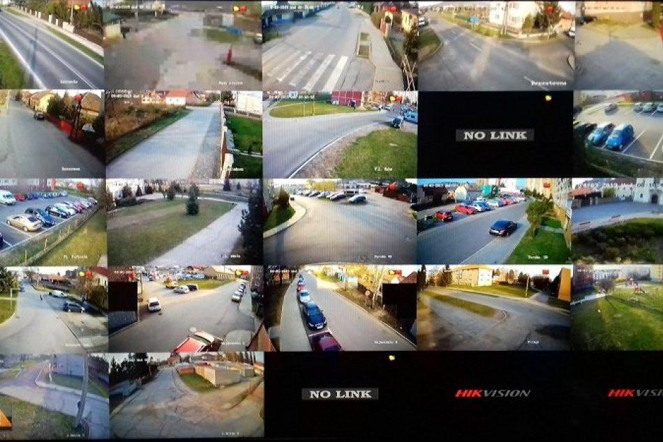 Nové kamery vo Fiľakove