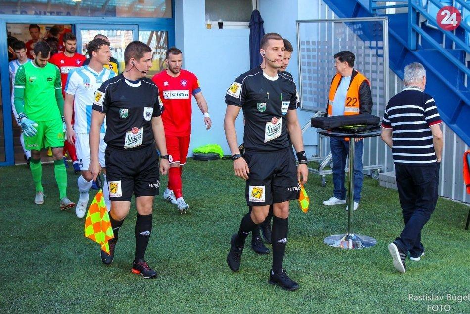 FC Nitra - FC Zlaté Moravce 2:2 v 5. kole o záchranu