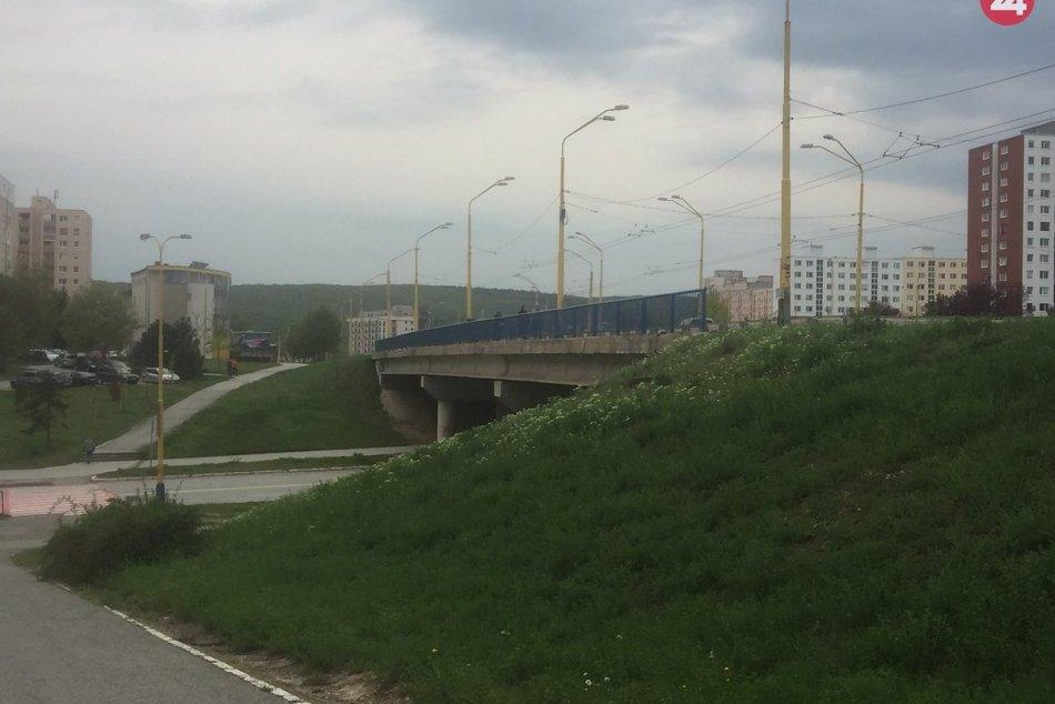 Most na Moskovskej triede - KVP