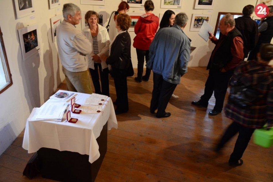 Výstava maďarských fotografov