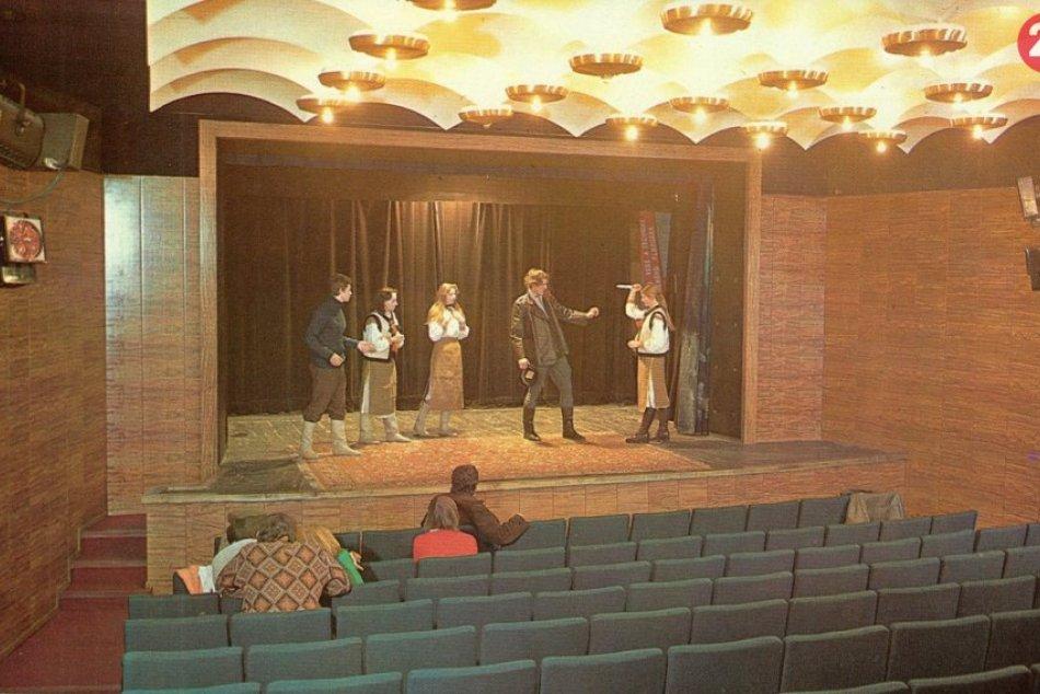 Bábková sála Domu kultúry OZK v Považskej Bystrici sa zmenila