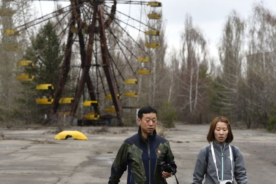 Tento rok sme si pripomenuli smutné 35. výročie tragédie v Černobyle