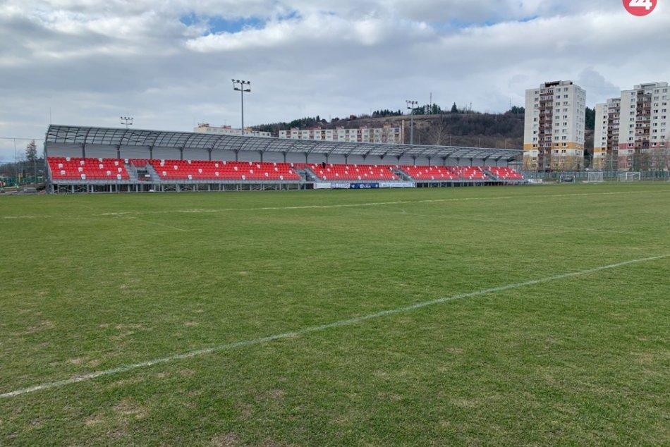 FOTO: Rekonštrukcia futbalového štadióna MFK Tatran