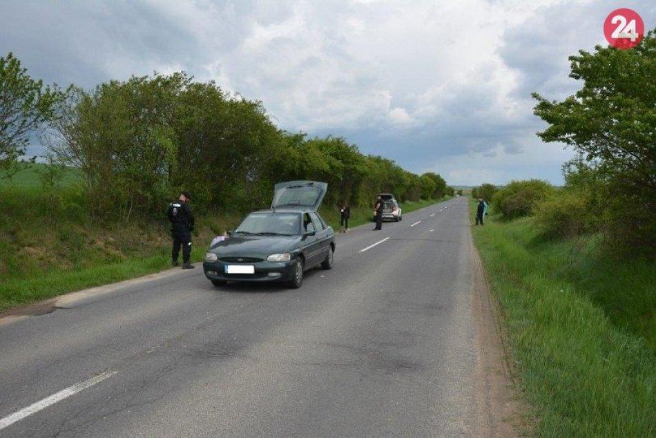 Lučenčanovi našli v aute drogy