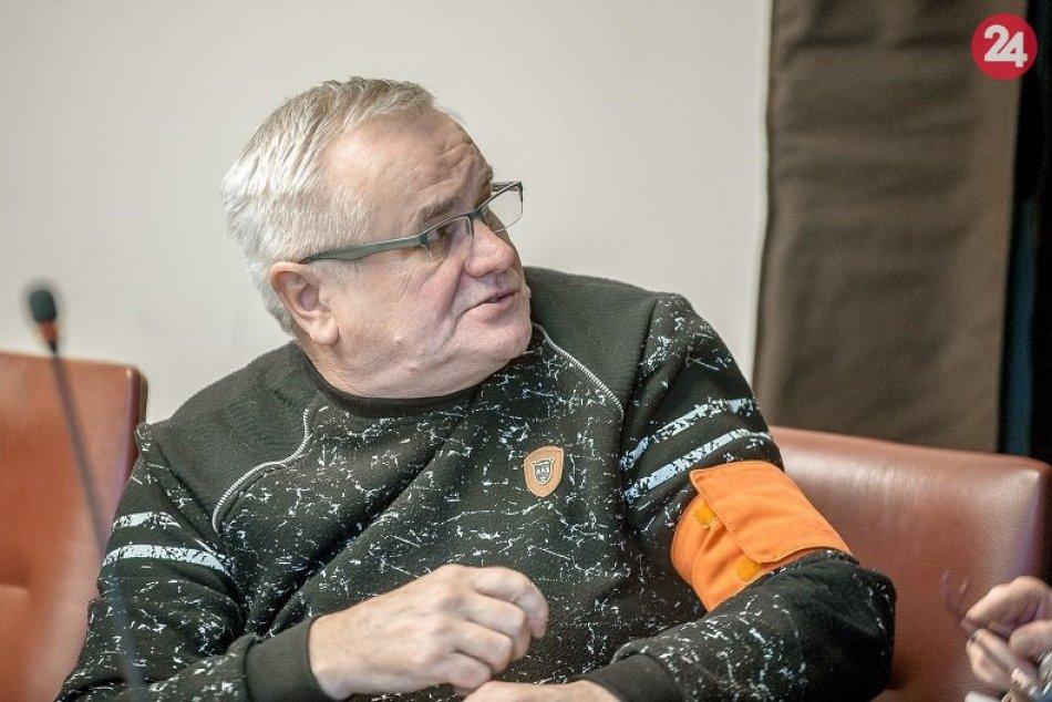 Pojednávanie s Igorom Š. na KS v BB 2. mája 2019