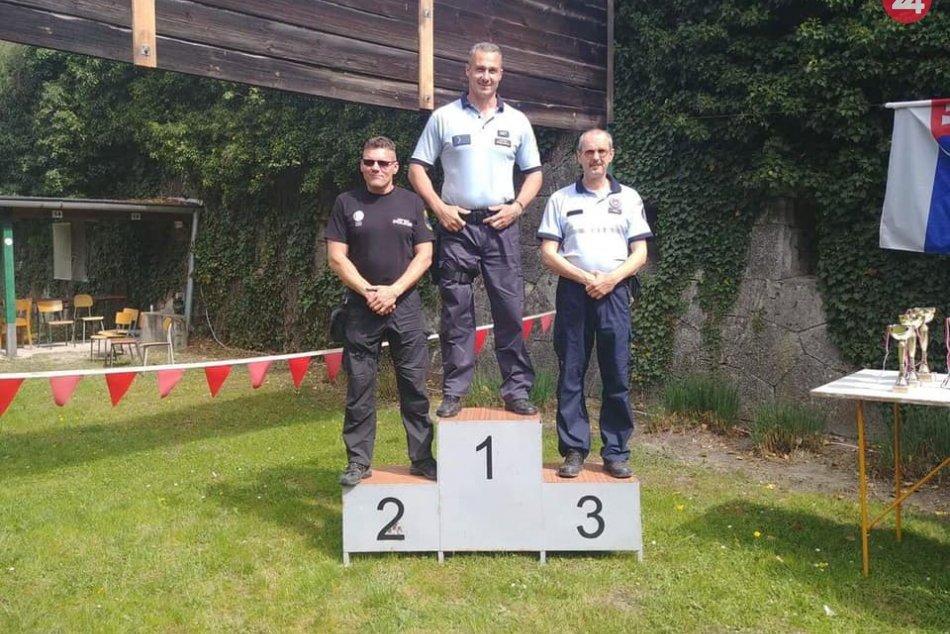 Mestskí policajti reprezentovali Topoľčany
