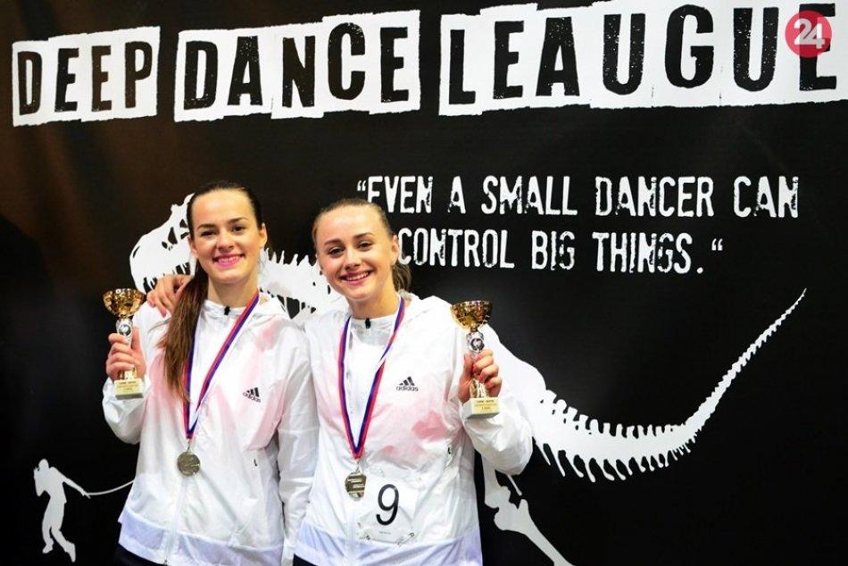Tanečníci Wanted zbierajú ceny a úspechy