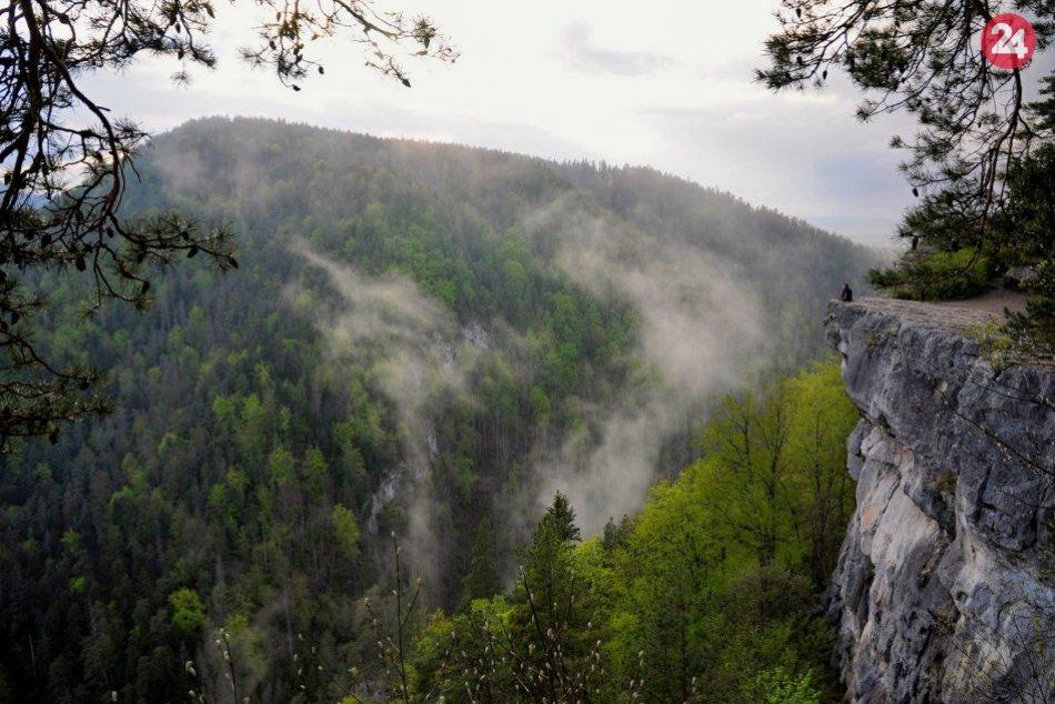 Krásne ZÁBERY Zuzany zo Spišskej: Vznikli na obľúbenom mieste Slovenského raja