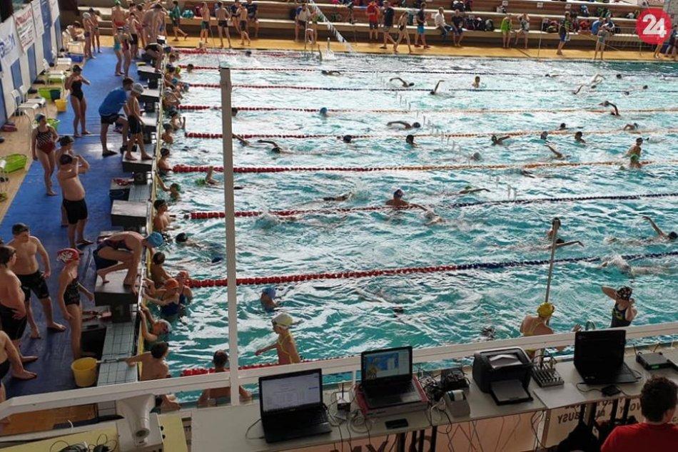 OBRAZOM: Mladí humenskí plavci sa presadili na pretekoch v Brne